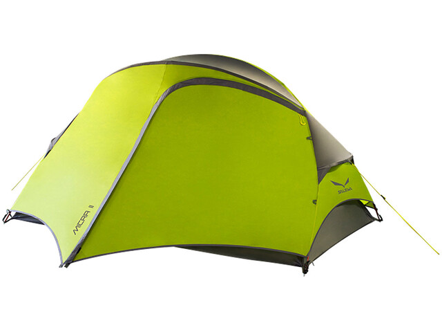 SALEWA Micra II Tent, cactus/grey